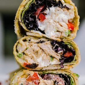 Wraps / Salads